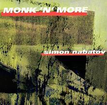Monk'n'more - CD Audio di Simon Nabatov