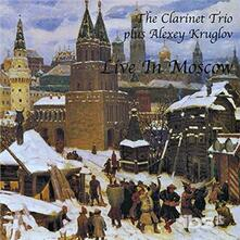 Live in Moscow - CD Audio di Alexey Kruglov