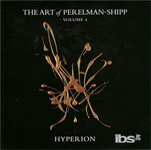Vol 4: Hyperion - CD Audio di Ivo Perelman