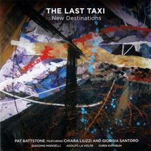 Last Taxi. New... - CD Audio di Pat Battstone