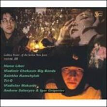 Golden Years of Soviet 3 - CD Audio