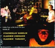 Golden Years of Soviet 4 - CD Audio