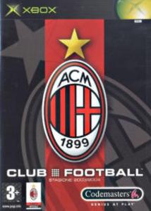 Videogioco Club Football Milan Xbox 0