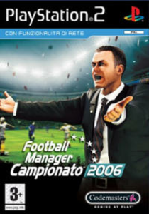 Videogioco Football Manager Campionato 06 PlayStation2 0