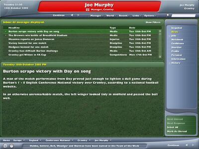 Football Manager Campionato 06 - 10