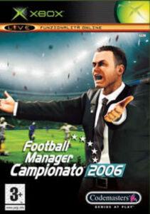 Videogioco Football Manager Campionato 06 Xbox 0