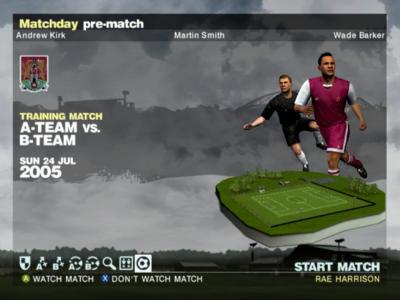 Videogioco Football Manager Campionato 06 Xbox 5