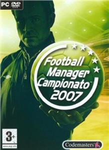 Videogioco Football Manager Campionato 07 Personal Computer 0
