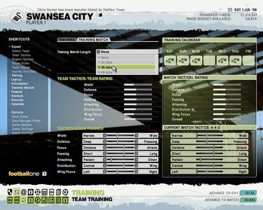Videogioco Football Manager Campionato 07 Personal Computer 3