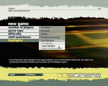 Videogioco Football Manager Campionato 07 Personal Computer 5