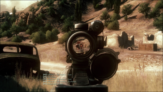 Videogioco Operation Flashpoint: Red River PlayStation3 7