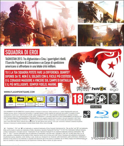 Videogioco Operation Flashpoint: Red River PlayStation3 9