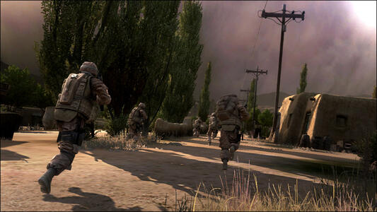 Operation Flashpoint Red River - 4