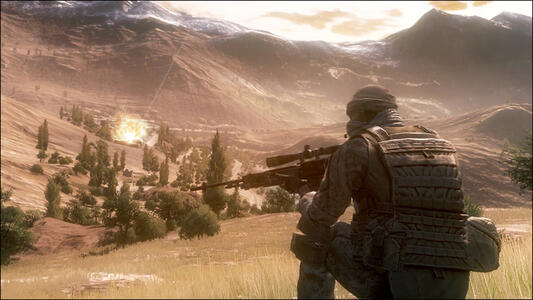 Operation Flashpoint Red River - 6