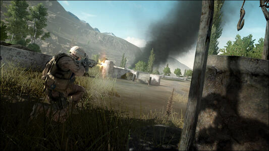 Operation Flashpoint Red River - 10