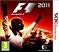 Videogioco F1 2011 Nintendo 3DS 0
