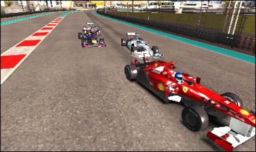 Videogioco F1 2011 Nintendo 3DS 1