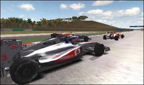 Videogioco F1 2011 Nintendo 3DS 2