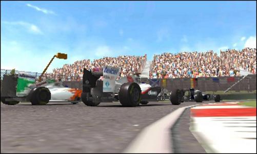 Videogioco F1 2011 Nintendo 3DS 4
