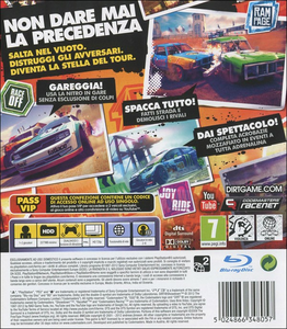 Videogioco DiRT Showdown PlayStation3 10