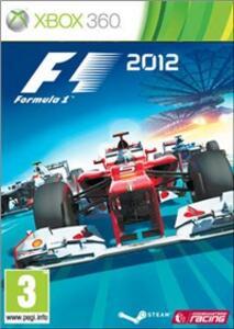 F1 2012 - 2