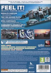 F1 2012 - 13