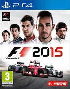 Videogiochi PlayStation4 F1 2015