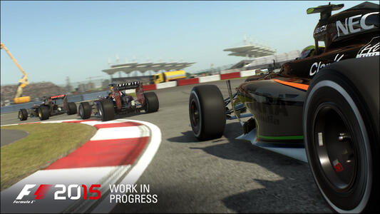 F1 2015 - 8