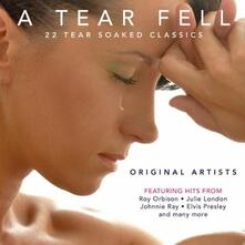 A Tear Fell - CD Audio