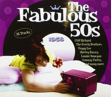 The Fabulos 50s - CD Audio