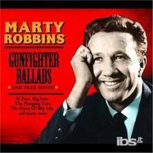 Gunfighter Ballads - CD Audio di Marty Robbins