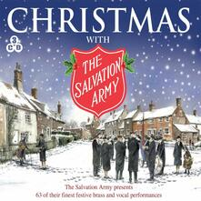 Christmas with the Salvation Army - CD Audio di Salvation Army