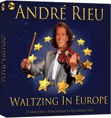 Waltzing in Europe - CD Audio di André Rieu