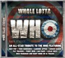 Whole Lotta Who An Allstar Tribute - CD Audio