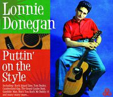 Puttin' on the Style - CD Audio di Lonnie Donegan
