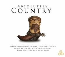 Absolutely Country - CD Audio