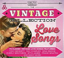 Vintage Collection Love Songs - CD Audio