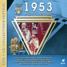 1953 a Year to Remember - CD Audio