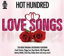 Love Songs. Hot Hundred (Box Set) - CD Audio