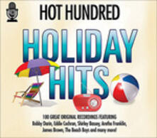 Hot Hundred Holliday Hits - CD Audio