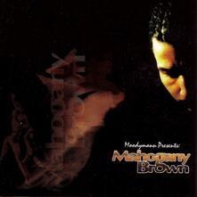 Mahogany Brown (Limited Edition) - CD Audio di Moodymann