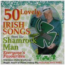 50 Lovely Irish Songs - CD Audio