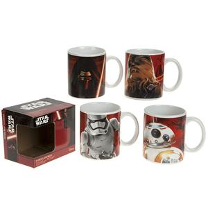 Tazza Star Wars The Force Awakens. Character Multicolor - 2