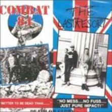 Death or Glory - CD Audio di Last Resort,Combat 84