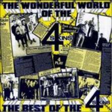 Wonderful World. The Best of - CD Audio di 4-Skins