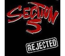 Rejected - Vinile LP di Section 5