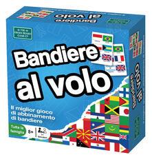 Bandiere Al Volo. Green Board Game (Gg36473)