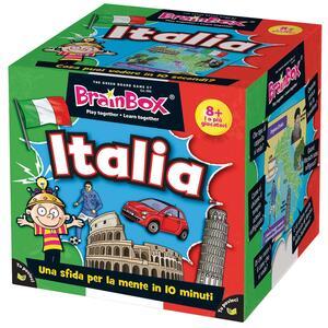 Green Board Game Gg39241. Brainbox: Italia