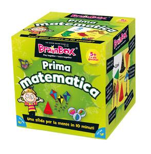Brainbox. Brainbox. Prima Matematica