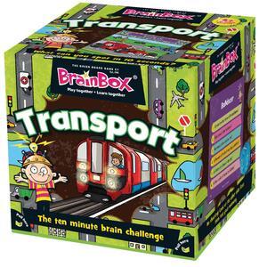 Green Board Game Gg39442. Brainbox: Trasporti